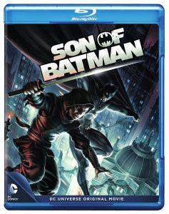 Son of Batman (2014) starring Jason O'Mara, Stuart Allan, Thomas Gibson,Morena Baccarin, Giancarlo Esposito, Sean Maher