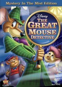 The Great Mouse Detective, starring Vincent Price