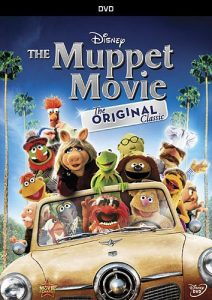 The Muppet Movie (1979), starring Jim Henson, Frank Oz, Charles Durning