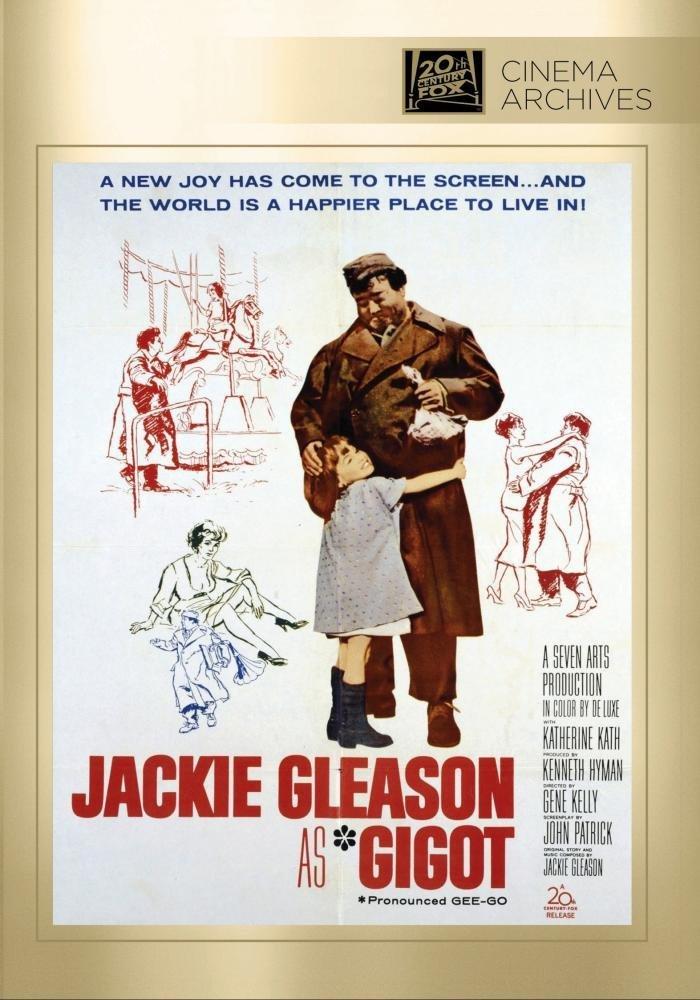 Gigot, starring Jackie Gleason