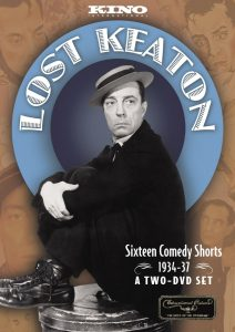 Kino - Lost Keaton - 16 comedy shorts - 2 DVD set