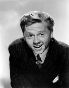 Mickey Rooney biography