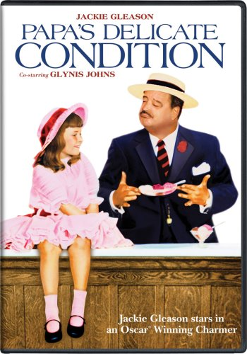 Papa's Delicate Condition, starring Jackie Gleason, Glynnis Johns