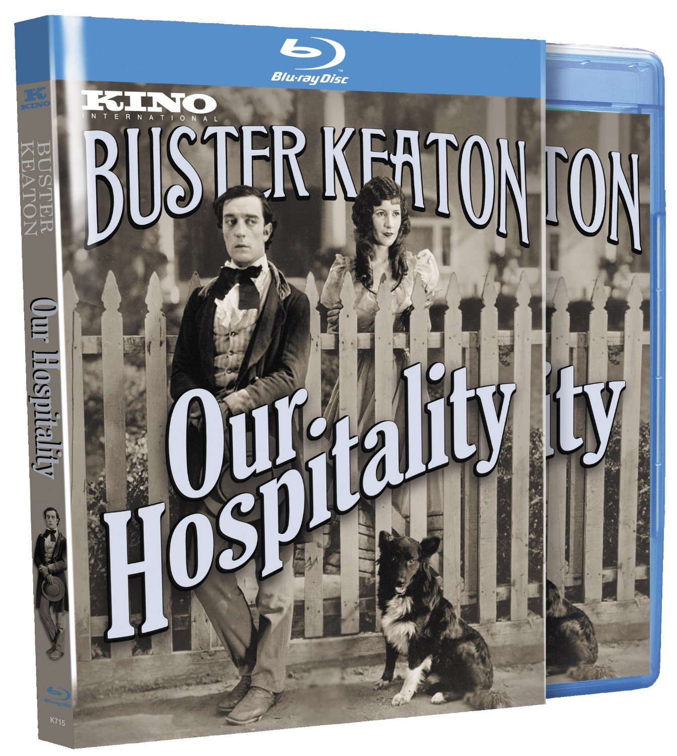 Our Hospitality, starring Buster Keaton and Natalie Talmadge