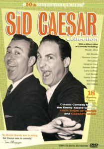 The Sid Caesar Collection – The Fan Favorites – 50th Anniversary Edition