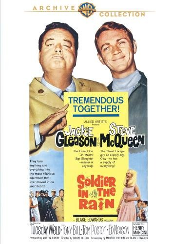 Warner Brothers archive collection - DVD - Jackie Gleason - Steve McQueen - Tuesday Weld