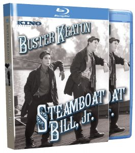 Steamboat Bill Jr. starring Buster Keaton