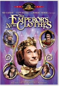 The Emperor's New Clothes, starring Sid Caesar, Robert Morse, Jason Carter, Lysette Anthony