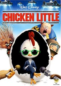 Walt Disney's Chicken Little - Don Knotts' final performance