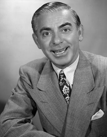 Eddie Cantor sings We're Staying Home Tonight