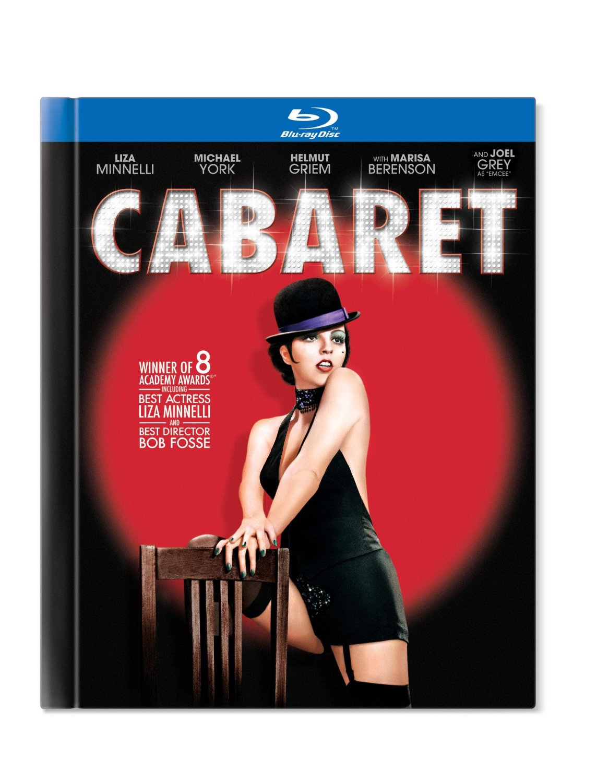 Cabaret (1972) starring Liza Minelli, Michael York. Joel Grey