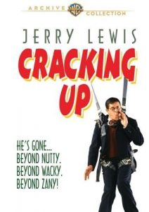 Jerry Lewis - Cracking Up - he's gone ... beyond nutty. beyond beyond wacky. beyond zany! - Warner Brothers archive collection - DVD