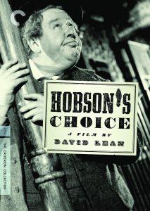 Hobson's Choice (1954) starring Charles Laughton, Brenda de Banzie, John Mills