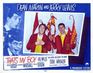 That's My Boy - starring Dean Martin and Jerry Lewis