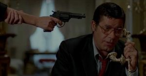 Kidnapped Jerry Lewis at gunpoint