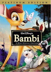 Walt Disney's Bambi (1942)
