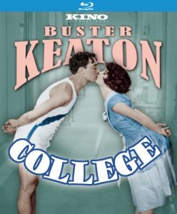 College, starring Buster Keaton