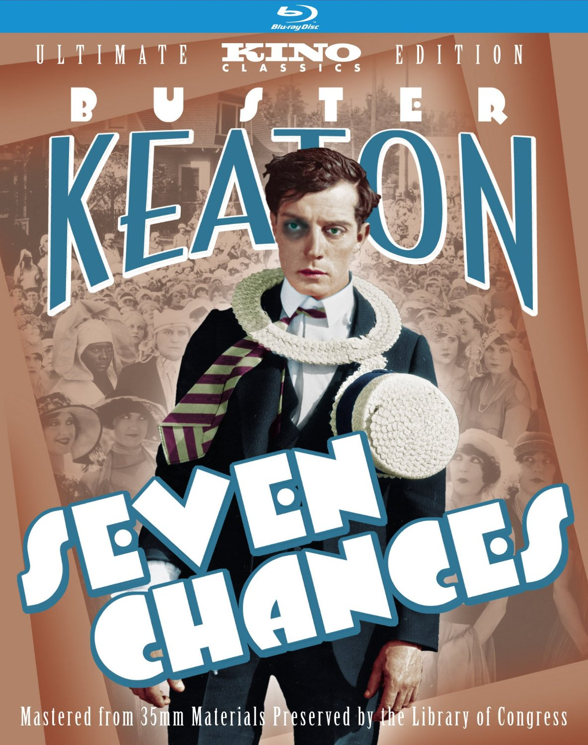 Seven Chances (1925) starring Buster Keaton