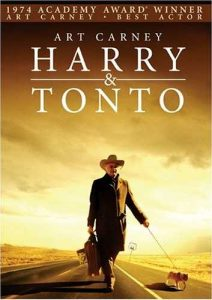 Harry and Tonto movie review | starring Art Carney