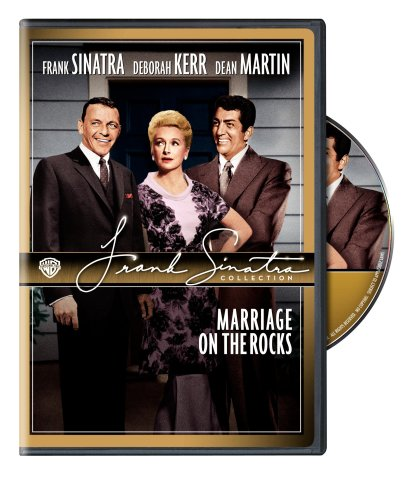 Marriage on the Rocks, starring Frank Sinatra, Deborah Karr, Dean Martin