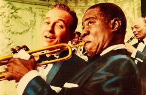 Now You Has Jazz lyrics - performed by Louis Armstrong and Bing Crosby in High Society