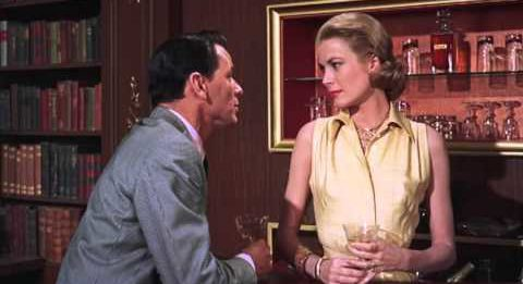 You're Sensational lyrics - sung by Frank Sinatra to Grace Kelly in High Society