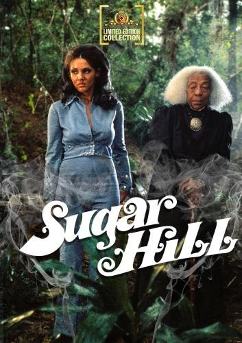 Sugar Hill (1974) starring Marki Bey, Robert Quarry, Don Pedro Colley, Zara Cully