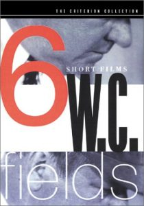 W.C. Fields: 6 Short Films – Criterion Collection