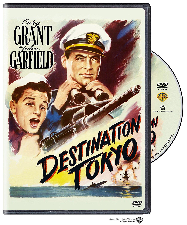 Destination Tokyo (1943) starring Gary Cooper, John Garfield
