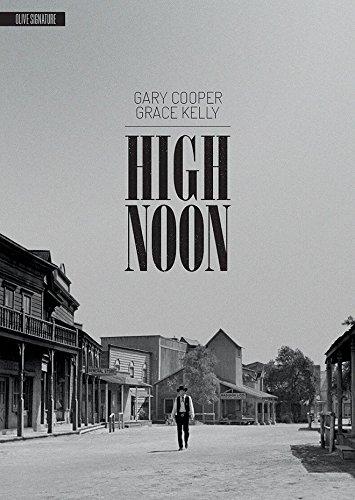 High Noon (1952) starring Gary Cooper, Grace Kelly, Ian MacDonald