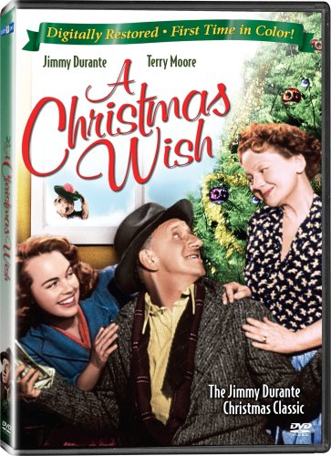 The Great Rupert (1950), aka. A Christmas Wish, starring Jimmy Durante, Queenie Smith, Terry Moore, Tom Drake