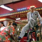 "Fred Astaire performing ""A Shine on your Shoes"" in The Band Wagon"