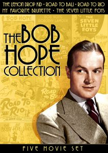 The Bob Hope Collection: (The Lemon Drop Kid / Road to Bali / Road to Rio / My Favorite Brunette / The Seven Little Foys)