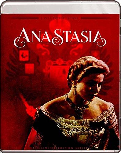 Anastasia (1956) starring Ingrid Bergman, Yul Brinner, Helen Hayes