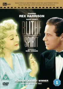 Blithe Spirit, starring Rex Harrison, Constance Cummings, Kay Hammond, Margaret Rutherford