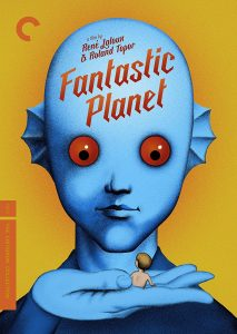 A film by Rene Laloux and Roland Topor - Fantastic Planet