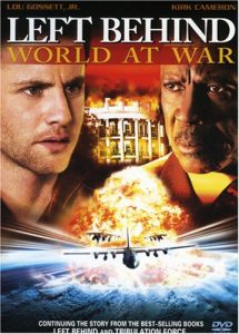 Left Behind - World at War, starring Lou Gossett, Jr., Kirk Cameron, Gordon Currie, Brad Johnson, Chelsea Noble