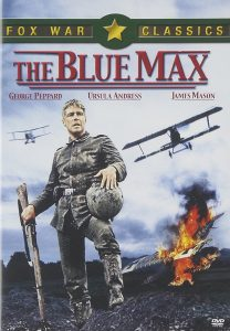 The Blue Max, starring George Peppard, Ursula Andress, James Mason - Fox War Classics