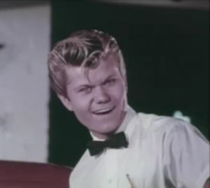 Arch Hall Jr. - singer, co-star in Eegah. Oh, that hair!