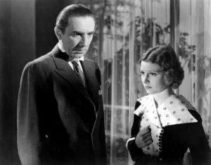 "Bela Lugosi Jacqueline Wells in ""The Black Cat"" 1934 - buy from Amazon.com"