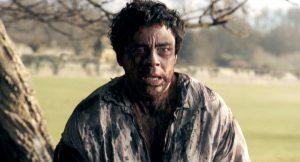 Benicio del Toro transformation