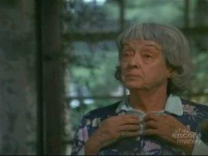 Bette Davis in Burnt Offerings
