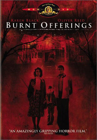 Burnt Offerings (1976) starring Oliver Reed, Karen Black, Bette Davis, Burgess Meredith,