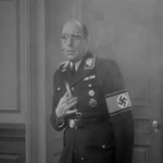 Invisible Agent - Cedric Hardwicke at his evil best as the Nazi Conrad Stauffer