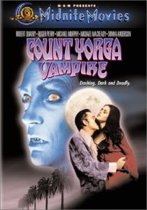 Count Yorga, Vampire (1970) starring Robert Quarry