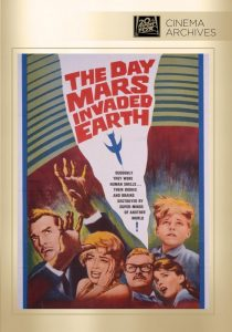 The Day Mars Invaded Earth (1963), starring Kent Taylor, Marie Windsor