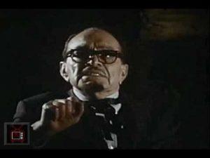 J. Carrol Naish as Dr. Durea, the last of the Frankensteins