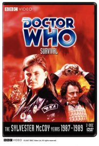 Dr. Who - Survival, starring Sylvester McCoy, Sophie Aldred, Anthony Ainsley