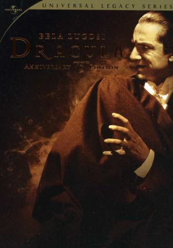 Dracula (1931) starring Bela Lugosi in the title role
