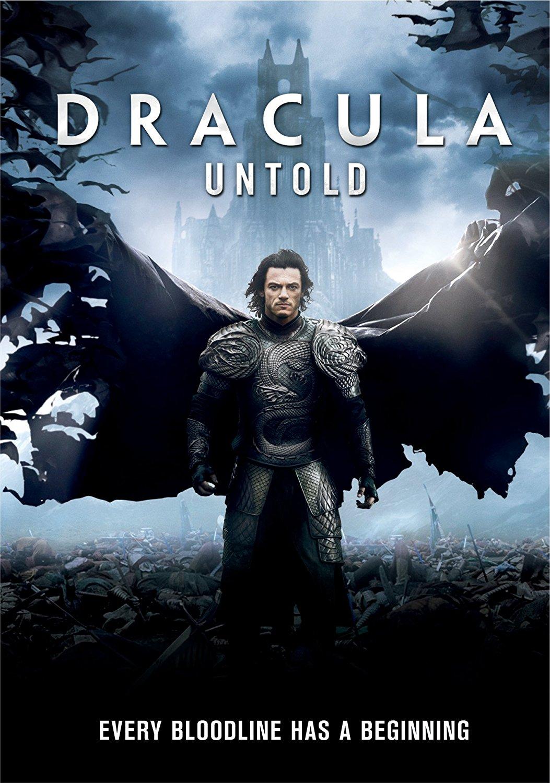 Dracula Untold (2014) starring Luke Evans, Sarah Gadon, Dominic Cooper